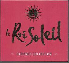 COFFRET 2 CD COLLECTOR + 1 DVD--LE ROI SOLEIL--INTEGRALE COMEDIE MUSICALE