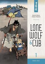 Lone Wolf and Cub Omnibus Volume 1 by Koike, Kazuo
