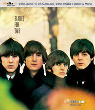 Beatles Blu-Ray Hi Res 5.1 Surround Sound, Beatles For Sale Audiophile Test Mix?