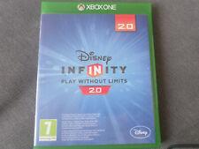 Disney Infinity 2.0 Spiel ohne Grenzen Videospiel für XBOX ONE FREE UK P & P
