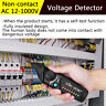 Non-Contact LED AC Electric Voltage Tester Power Detector BSIDE AVD06 12-1000V