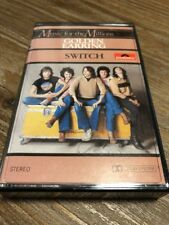 Switch Music for the Millions - Golden Earring - Cassette MC Tape