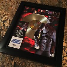 Michael Jackson History Platinum Disc Record Album Music Award MTV Grammy RIAA