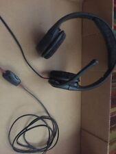 Plantronics Gamecom 307 Binaural On-The-Ear Gaming Computer Headset + Microphone