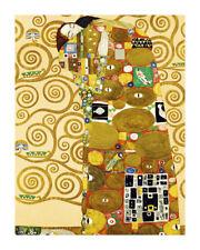 Die Erfullung The Tree of Life Stoclet Frieze c1909 Gustav Klimt Art Print 16x20