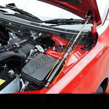 BLACK//RED METAL 2.0L 4B11T ENGINE RACE MOTOR SWAP BADGE FOR TRUNK HOOD DOOR