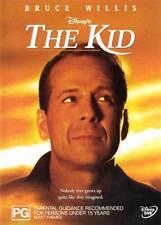 The Kid NEW DVD Bruce Willis Chi McBride Emily Mortimer Lily Tomlin REGION 4 AUS