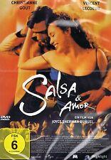 DVD NEU/OVP - Salsa & Amor - Christianne Gout & Vincent Lecoeur
