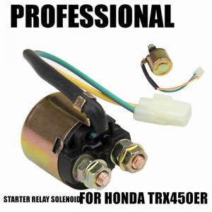 Motor STARTER RELAY SOLENOID FOR HONDA TRX450ER ATV 05 06 2007 2008 2009