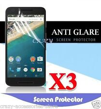 3x Anti- Glare Matte Screen Protector Film Guard For Huawei Google Nexus 6P