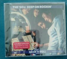 Time life the rock n roll era, the 50s keep on rockin, 22 tracks