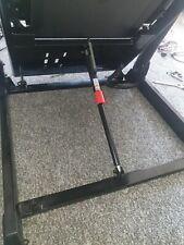 Reebok ZR7 Treadmill hydraulic strut piston lift up with sleeve complete bolts
