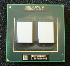 Intel Core 2 Quad Mobile Q9000 2GHz/ 6M/1066MHz CPU Processor SLGEJ  USA Selller