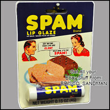 Fridge Fun Refrigerator Magnet SPAM LIP GLAZE Package Retro Food Meat -DIE-CUT-