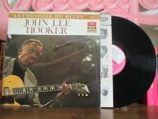 """John Lee HOOKER LP """"Anthologie du blues"""" VOL. 4 196?"""