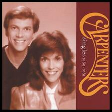 CARPENTERS - SINGLES CD ~ BEST OF / GREATEST HITS THE 70's KAREN / RICHARD *NEW*