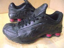 Nike. Black SHOX Training Shoes Trainers. Size 11