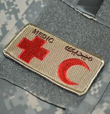 AFSOC DUSTOFF TCCC COMBAT RESCUE PEDRO PJ TACTICAL MEDICVAC RED-CROSS INSIGNIA