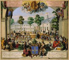 Het hooge Schule Tot Unterwäsche,Romanus de Hooghe Bild von Lingen Deutschland