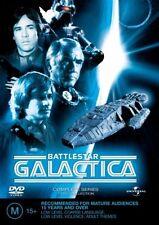 Battlestar Galactica The Complete Series DVD 1978 Region 4
