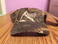 Lone Star Feed Fertilizer Cap Hat Visor Realtree MAX-5 NEW!!