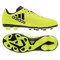 Adidas X 17.4 FxG J Junior Kinder Fußballschuhe Nocken Flexible Ground NEU OVP