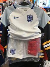 Team England International Soccer Child Kids Kit Jersey Shorts Socks Set Medium