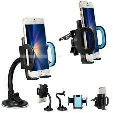 2in1 -Li266 Car Windshield Dashboard +Air Vent Holder For Mobile Phone Samsung