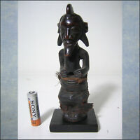 AFRICANTIC FETICHE YAKA ZAIRE ART AFRICAIN ANCIEN STATUETTE AFRICAINE AFRICAN