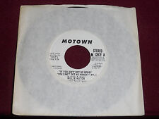 """WILLIE HUTCH """"If You Ain't Got No Money (You Can't Get No..."""" Motown 1287 Promo!"""