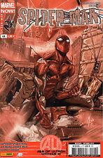 MARVEL SPIDER-MAN panini COMICS octobre 2013 Tome 4