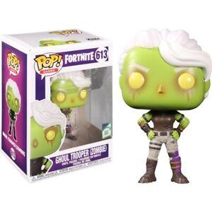Fortnite Ghoul Trooper (Zombie) #613 - New Funko POP! vinyl Figure