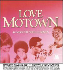 Best Greatest Motown Soul Hits 2CD Four Tops Temptations Lionel Richie Jackson 5