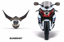 AMR Racing Head Light Eyes Suzuki GSXR 1000R 2010-2013 Headlight Parts BLOODSHOT