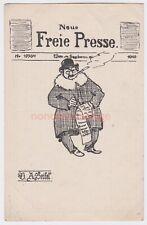 More details for judaica austria wien judenpresse jewish stereotype neue freie presse seidel j322