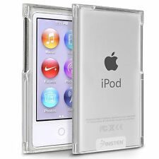 Trasparente Crystal Transparent Rigida Custodia Case Cover Per iPod Nano7G
