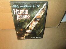 Heebie Jeebies rare Horror dvd BOBBIE JO WESTPHAL Mint Ln