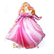 "Sleeping Beauty Balloon Aurora 70cm 28"" Kids Party Birthday Princess Disney"