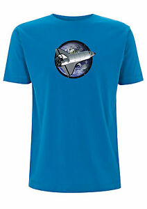 space shuttle t shirt space ship nasa station astronaut outer plane jets army us