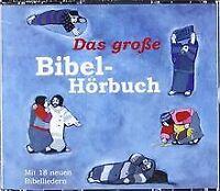 Das große Bibel-Hörbuch. CD: 27 biblische Geschichten vo...   Buch   Zustand gut