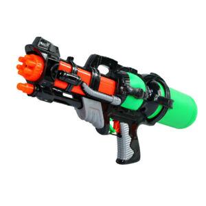 Water Gun Super Blaster Guns Squirt Kids Soaker Beach Pool Toy Pack Summer Pump