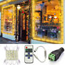 US Yellow 6 LEDS Super bright Waterproof 5054 SMD Module Light Sign Lamp +Remote