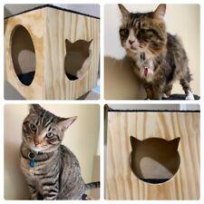 Cat Ledge-Wall Cube-Indoor