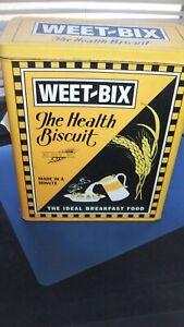 Collectable Weet-Bix Tin