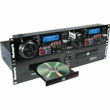 Numark CDN77USB Professional Dual USB/MP3 CD Player w/ Scratching CDN 77