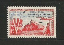 79Ñ) FRANCE 1954** ANIV. LIBERATION - YVERT nº 983 (MNH)
