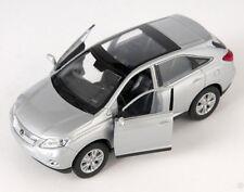 Livraison rapide LEXUS RX 450 h argent/silver Welly Modèle Auto 1:34 NOUVEAU & NEUF dans sa boîte