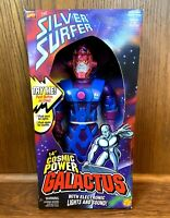 "Cosmic Power Galactus Vintage 14"" Action Figure New NIB 1998 Toybiz Marvel 90s"