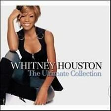 WHITNEY HOUSTON: The Ultimate Collection: CD NEW
