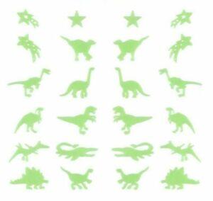 Glow In The Dark Night Stickers Dinosaur night pack